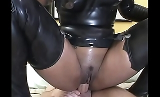 Black spoil in bed gets cum after sweet fucking immigrant two studs
