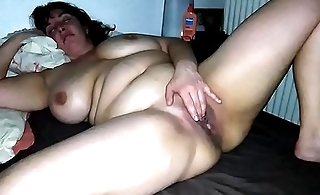my chubby wife masturbate say no to pussy