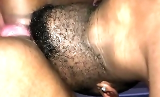 Ebony BBW roughly fisted till she squirts everywhere (Hitachi Squirtz)