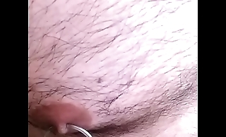urethral sounding nipple electro stim cum part2