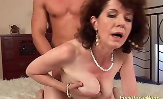 wild sex with my flimsy stepmom