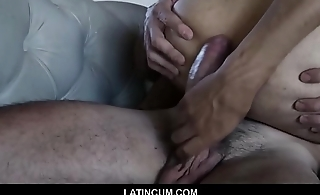 Twosome Amateur Gay Latino Guys Meet Suck &amp_ Fuck For Cash