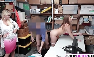 Massive Tits Sweety Skylar Gets Banged For Theft