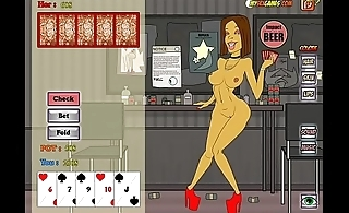 Strip Poker Slut