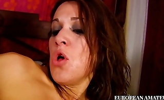 She wants to fill her holes!!