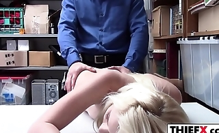 Blonde Sweety Jacker Feels LP Officer