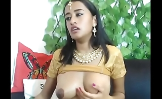 Huge Boobs Indian Cut up Fucking Her Creamy Snatch On Camera - Amateureb.com