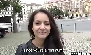 Teen Amateur Euo Babe Fucked By Horny Tourist For Euros 20