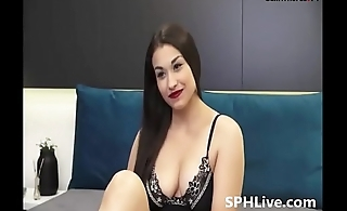 Big Tits hates Small Dicks at sphcam.com