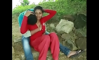 Boy girl enjoy in frankly area boob press and enjoying